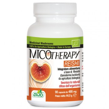 Reishi Micotherapy